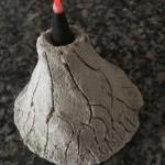 Vulkanbau aus Lehm